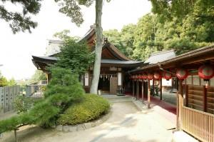 28牧岡神社①
