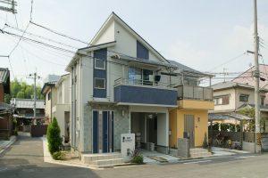 東大阪市新築一戸建て一例